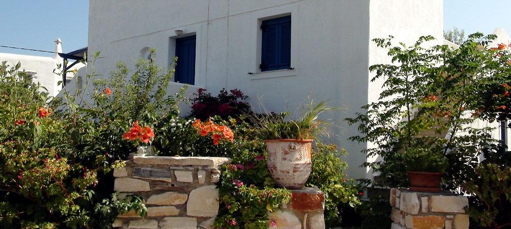 Drios village
